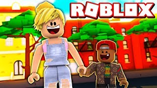 MEETING MY NEW FAMILY!! | ROBLOX ADOPT ME HALLOWEEN UPDATE