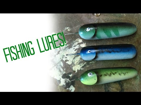 Handmade Fishing Lures!