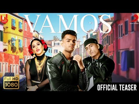 Vamos - Official Teaser | Badal | Dr Zeus...