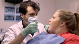 Tandarts | Komt een man bij de dokter