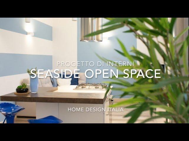 FOTOGRAFIA CON VALORIZZAZINE | SEASIDE OPEN SPACE | PROGETTO DI INTERNI DI HOME DESIGN