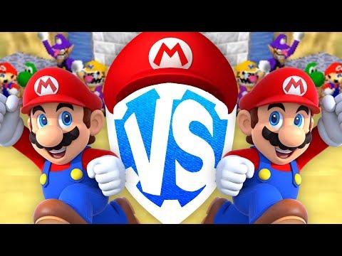 Super Mario 64 Online Multiplayer Versus - Part 1