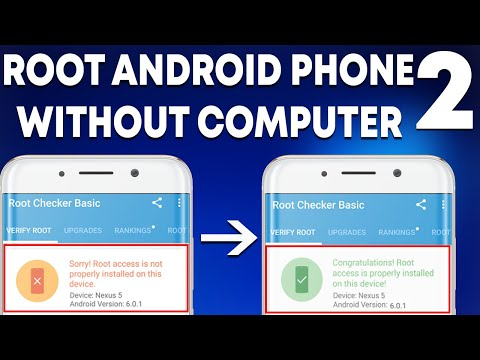 How To Root Any Android Phone Without A Computer In 2020