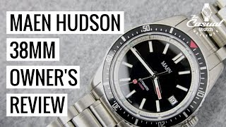 Maen Hudson - Do I like my First Kickstarter Watch?
