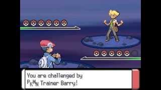 Barry - Final Battle - Pokemon Platinum Version