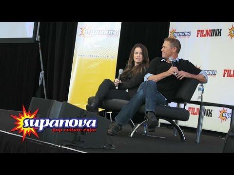 Supanova 2016 Vlog  Charmed Holly Marie Combs & Brian Krause