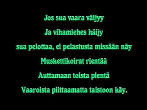 Dogtanian Theme Song Foreign Languages Sing-Along (3/8)