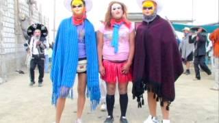 carnaval el pozo pantepec puebla-video tauro de isidro lorenzo