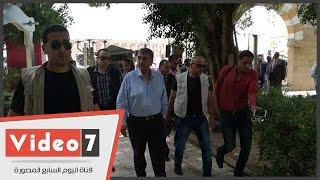 وزير قطاع الأعمال العام يبحث مع محمد بدر خطة