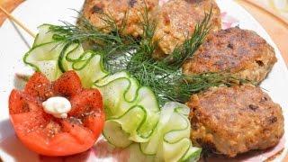 гречневые котлеты с мясом/Гречаники