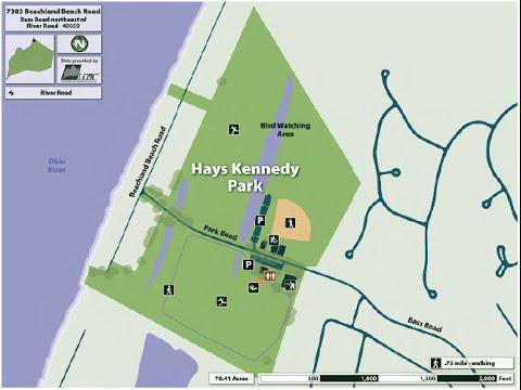 Hays Kennedy Park, Prospect KY