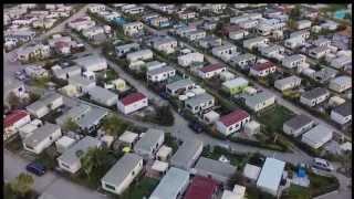 Campimeco Aerial View