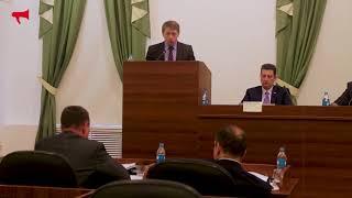 Выступление кандидата в мэры Владивостока, Литвинова Алексея Александровича