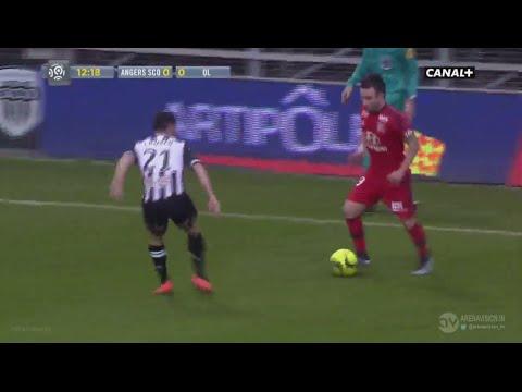 Christophe Jallet Goal - Angers VsLyon (0-1) - 06.02.2016