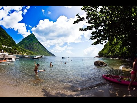 St. Lucia Cruise - Spencer Ambrose Tours -   Land, Sea & Beach Adventure