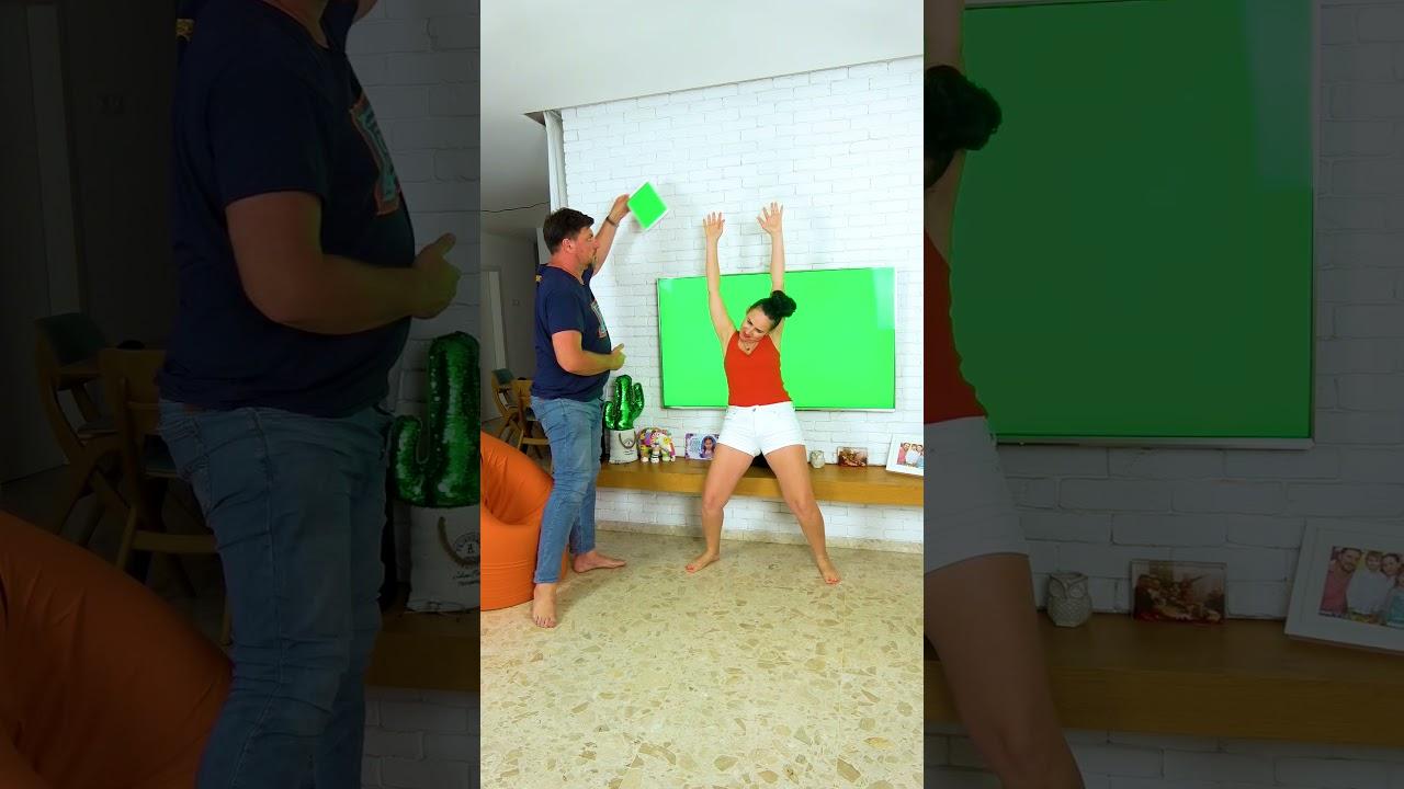 Tutorial Guess how she did it #shorts Cool Tiktok video by Tiktoriki
