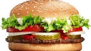 Cara membuat Burger Enak. Waw mantap.