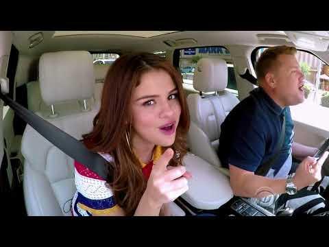 'All I Want for Christmas' Carpool Karaoke by James Corden