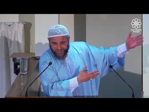 Jumu'ah Khutbah   English   Death   20 April 2018