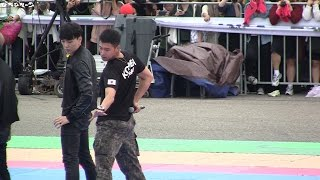윤호, 161002 지상군페스티벌 왜(KYHD) 주문(Mirotic)  (유노윤호, Yunho, ユノ)