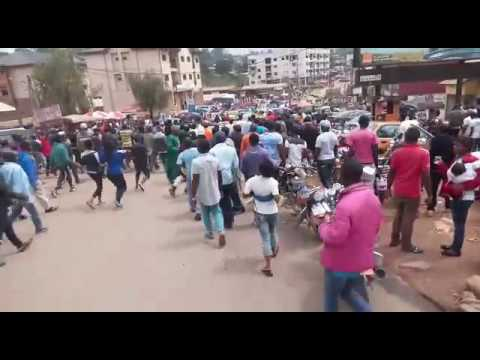 Cameroon Uprising 2: November 2016