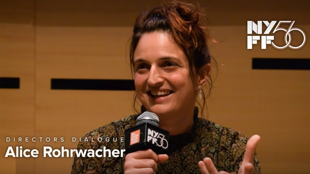 Alice Rohrwacher | Directors Dialogue | NYFF56