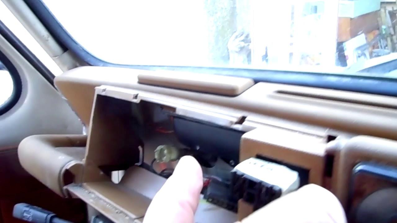 Demontage Tableau De Bord Renault 4l Youtube