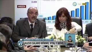 Visión 7 - Nuevo Salario Mínimo, Vital Y Móvil 2 De 2
