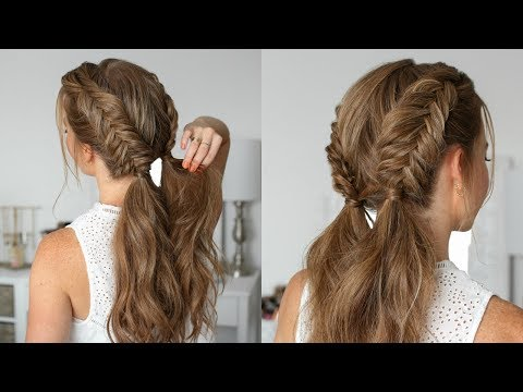Double Dutch Fishtail Braids | Missy Sue