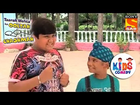Tapu Sena Wants To Be Cricketers | Tapu Sena Special | Taarak Mehta Ka Ooltah Chashmah