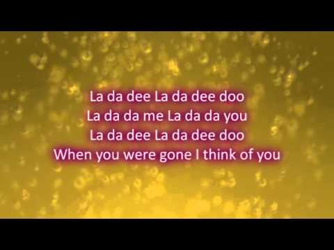 Cody Simpson -  La Da Dee Acoustic Lyrics