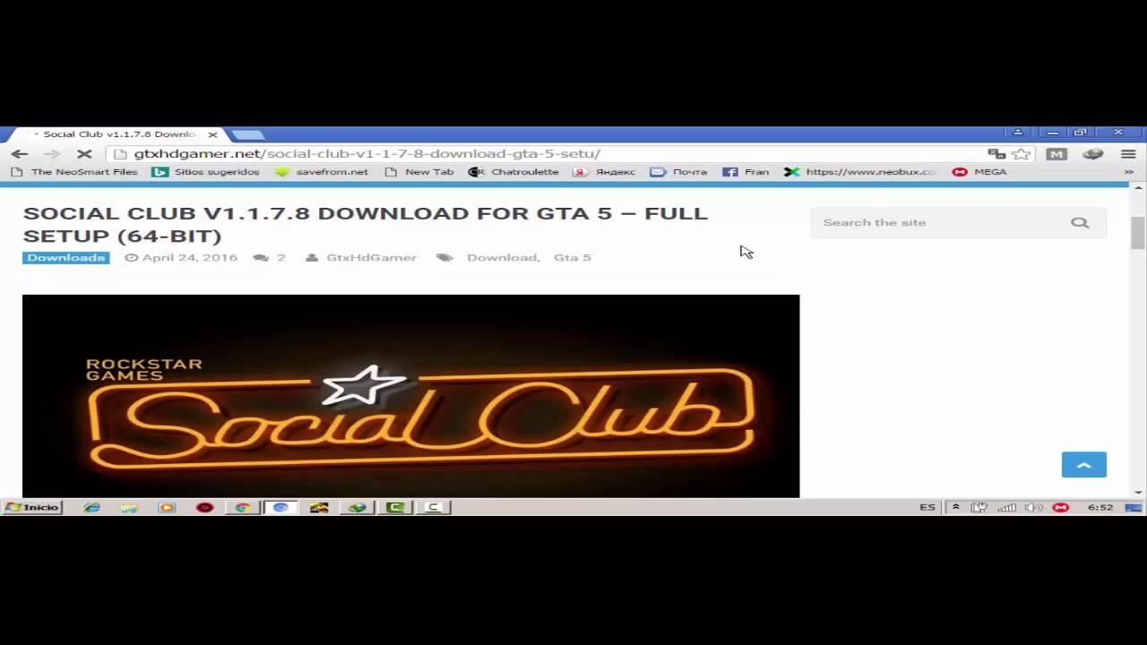 social club 1.1.7.8