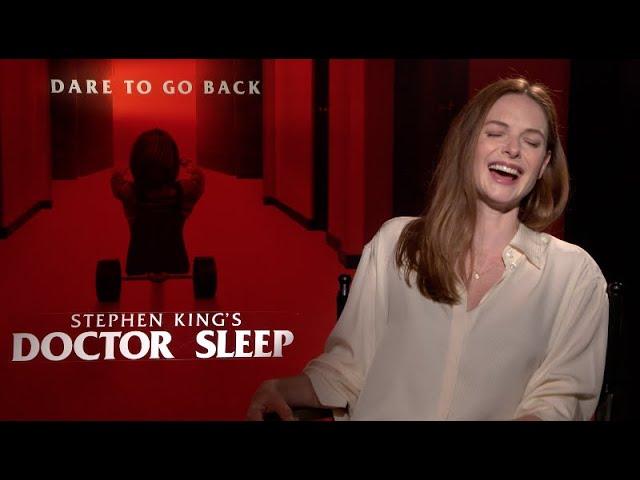 DOCTOR SLEEP interviews (spoilers) - Mike Flanagan, Rebecca Ferguson, Ewan McGregor, Curran