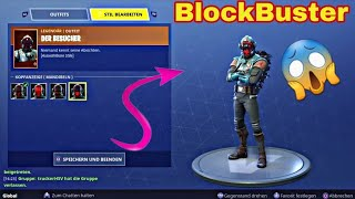 BLOCKBUSTER SKIN UNLOCKED! || Fortnite Battle Royale