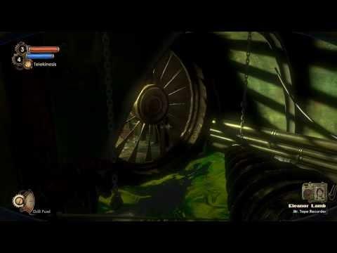 Eleanor Lamb - Mr. Tape Recorder (BioShock 2 Audio Diary) [HD]