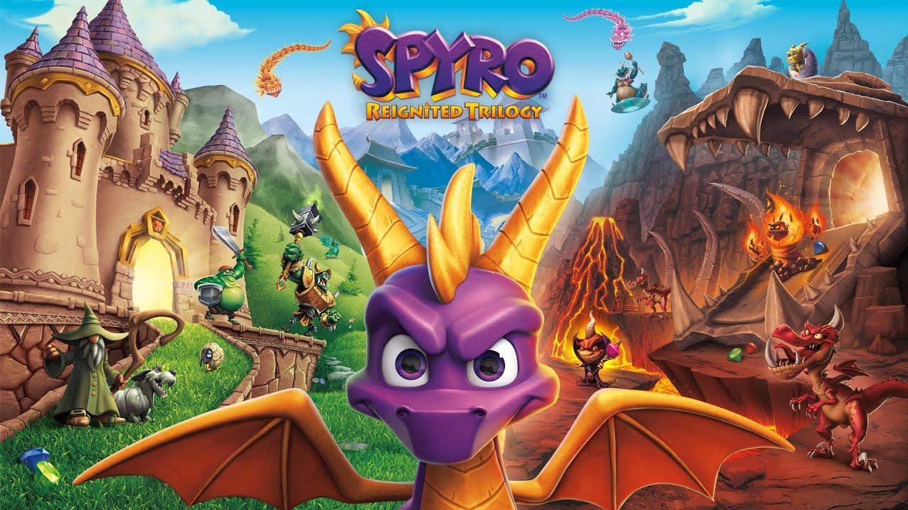 Apparently the Last Good Spyro - Spyro 3