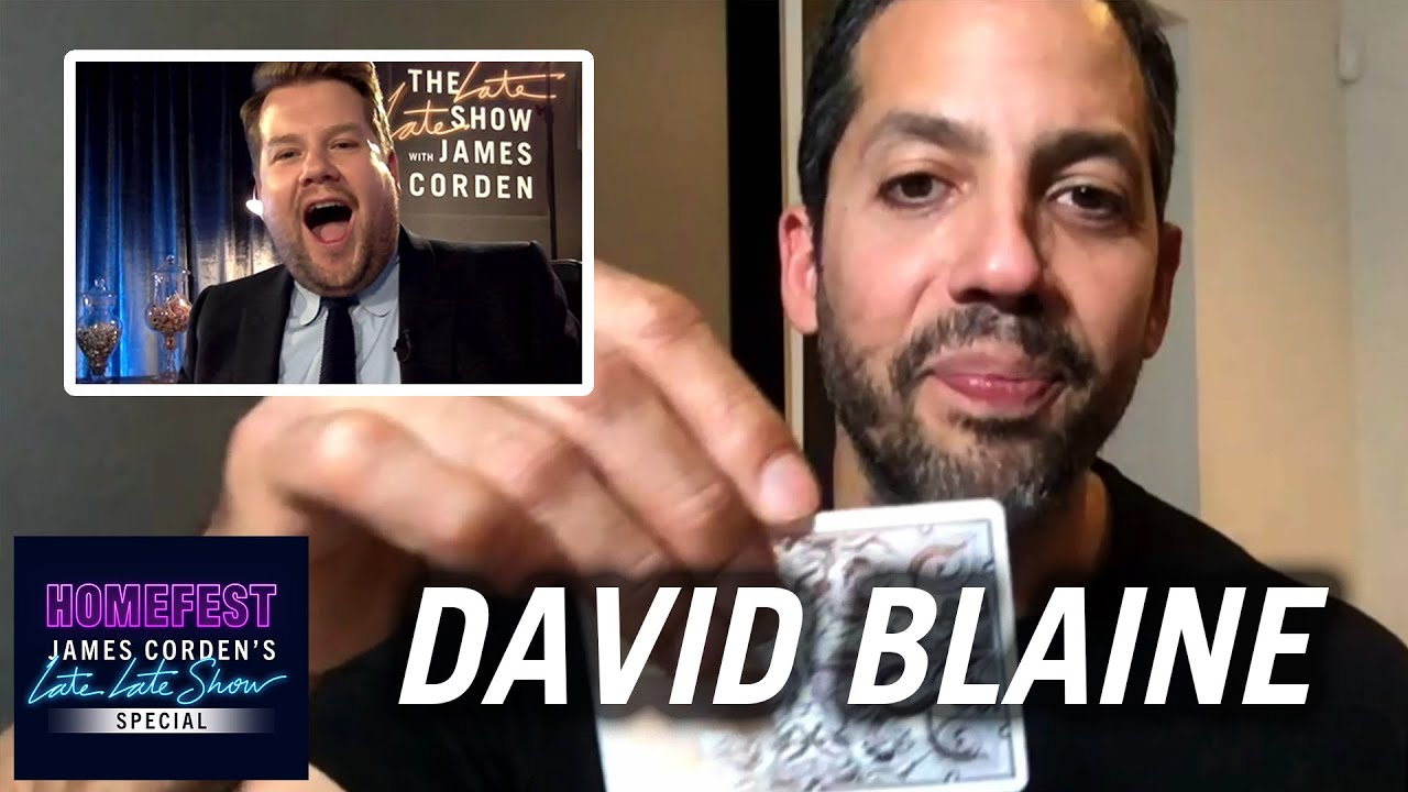 David Blaine's magic special | How to watch, live stream, time, TV ...