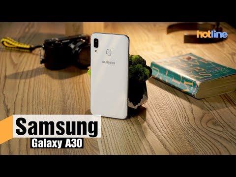 Samsung Galaxy A30 — обзор смартфона