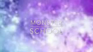 New Monster School Intro(Kataomoi no Karaage)