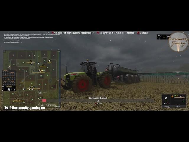 Live-Stream #010 Mod1 Green und die Sch.... und Kartoffeln  fahren