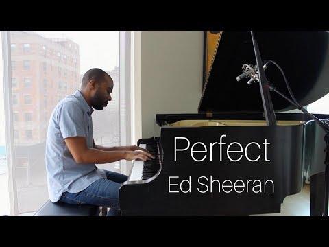 Perfect - Ed Sheeran Piano Cover
