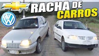 Racha de Carros: VW Parati X Chevrolet Kadett thumbnail