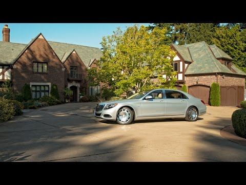 2016 Mercedes-Maybach S600 Car Review