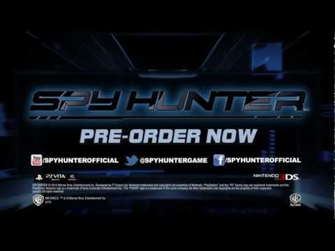 Spy Hunter - Gamescom 2012 Mission Trailer - 0 - Spy Hunter – Gamescom 2012 Mission Trailer