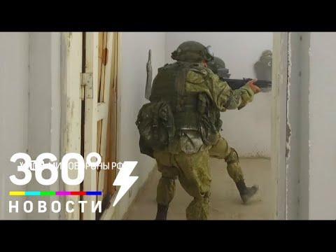 Российские десантники уничтожили \