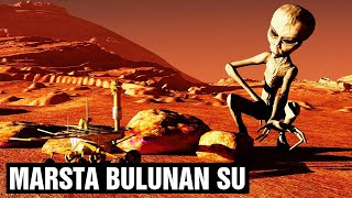 Mars'ta Bulunan Su - Nasa Projeleri ve Diğer Gözlemler