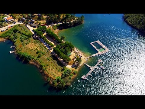 Aldeia do Mato | 4k Vídeo Aéreo | Descobrindo Portugal Norte a Sul