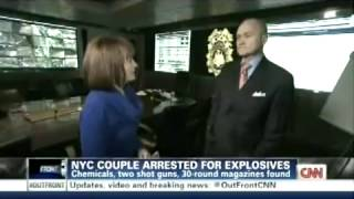 Jewish Couple Arrested For Manufacturing Explosives In New York City
