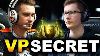 SECRET vs VP - GRAND FINAL - KUALA LUMPUR MAJOR DOTA 2