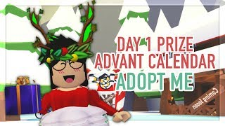 How To Unlock The Whole Advent Calendar In Adopt Me New Adopt Me Advent Calendar Update Roblox Adopt Me Christmas Calendar Day 1 Item Revealed Free Toys Youtube